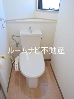 【トイレ】ブルーステップ