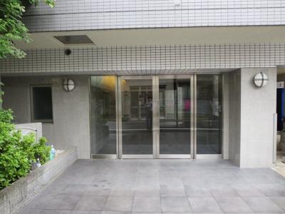 【玄関】プレール・ドゥーク亀戸Ⅲ