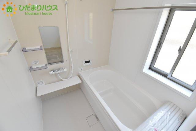 【浴室】行田市佐間 1期 新築一戸建て リッカ 01