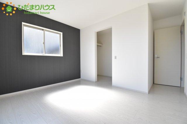 【収納】行田市佐間 1期 新築一戸建て リッカ 01