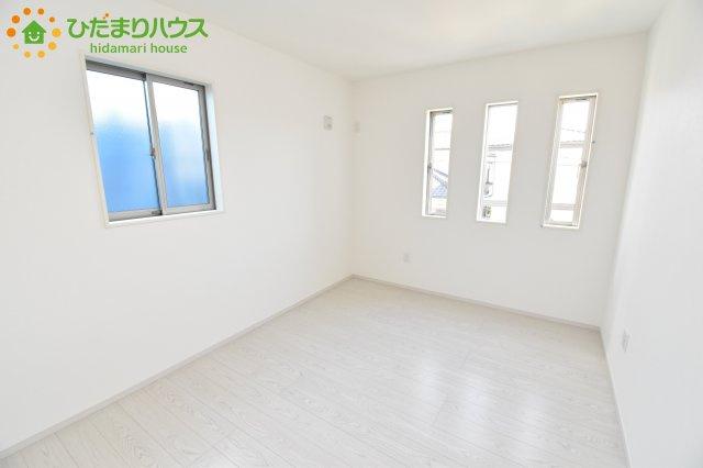 【洋室】行田市佐間 1期 新築一戸建て リッカ 01