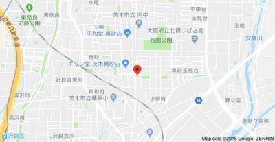【地図】エレガンツァカーサ