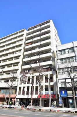 総戸数48戸、1973年3月築、自主管理物件です。