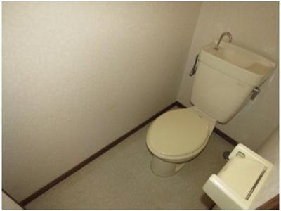 【トイレ】第3グリーンハイツ