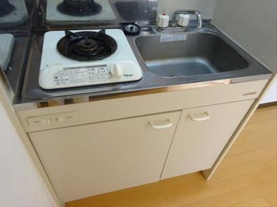 【キッチン】グレイスコート笹塚