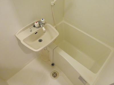 【浴室】グレイスコート笹塚