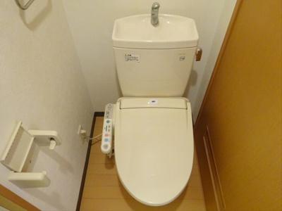 【トイレ】グレイスコート笹塚