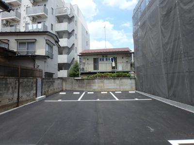 【外観】定月駐車場 A