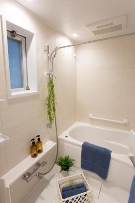 【浴室】リノア柏