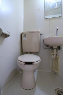 【トイレ】レジアス