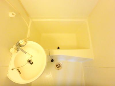 【浴室】ハイツセラヴィ