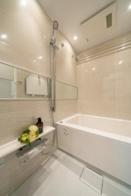 【浴室】トーカン湯島キャステール