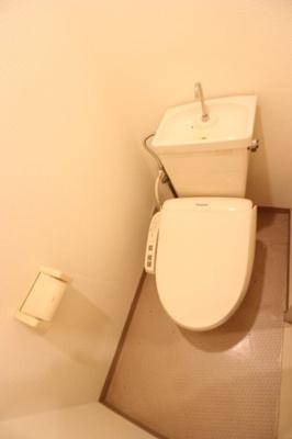 【トイレ】ビレッジ清水が丘