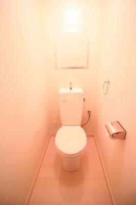 【トイレ】グリーン北塩屋