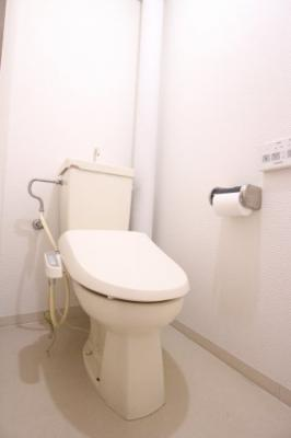 【トイレ】クボタ第3マンション