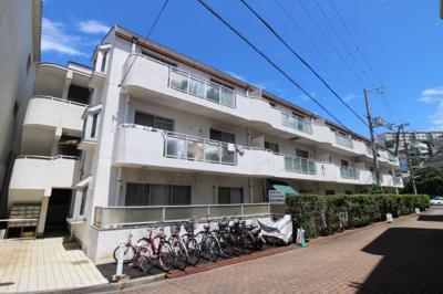 【外観】クボタ第3マンション