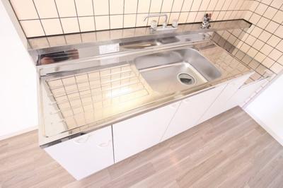 【キッチン】クボタ第3マンション