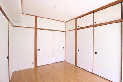 【寝室】クボタ第3マンション