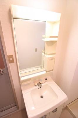 【洗面所】クボタ第3マンション