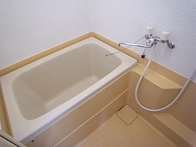 【浴室】松本第二ハイツ