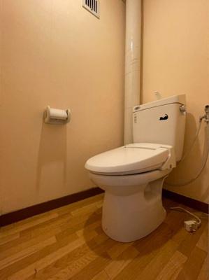 【トイレ】青山台住宅