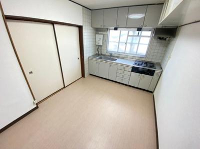 【居間・リビング】神陵台東住宅48号棟