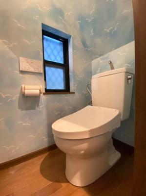 【トイレ】城が山4丁目貸家
