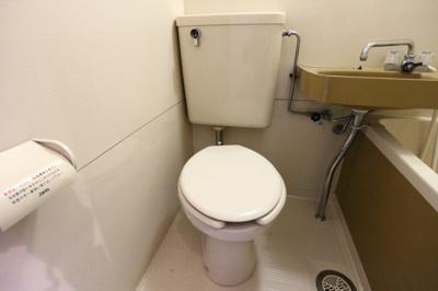 【トイレ】シービュー東垂水
