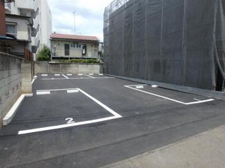 【外観】定月駐車場 B