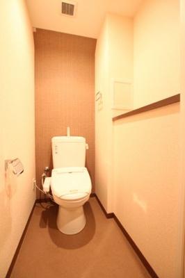 【トイレ】アビエール海岸通り