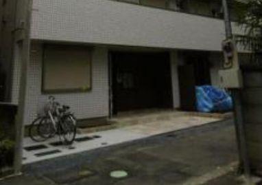 【エントランス】飯田橋ハウス