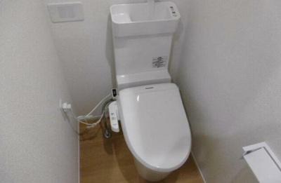 【トイレ】飯田橋ハウス