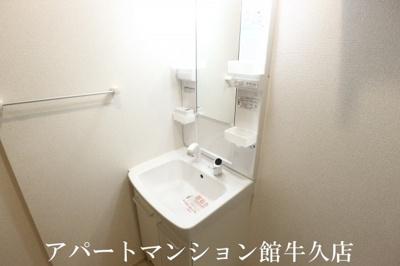 【洗面所】ルピナス