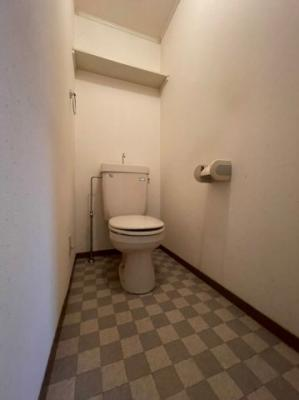 【トイレ】ドルフ星ヶ丘