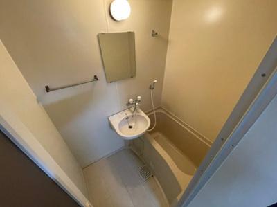 【浴室】ローリエ霞ヶ丘