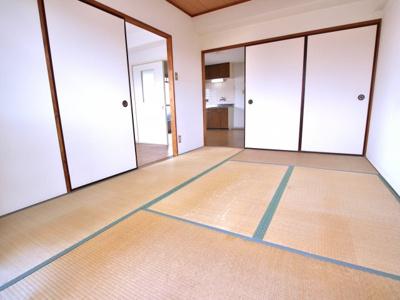 もう一つの癒しの空間。和室です。