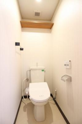 【トイレ】リバーサイドKANBEE