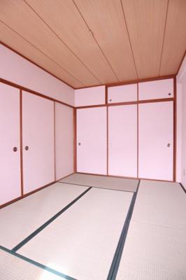 【寝室】ダイアパレス名谷