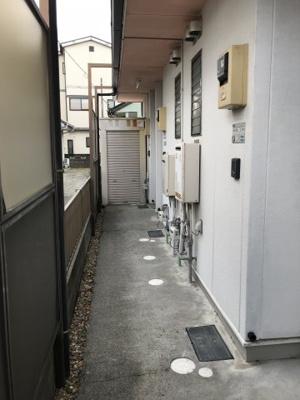 【エントランス】メゾネットハウスエムズⅠ