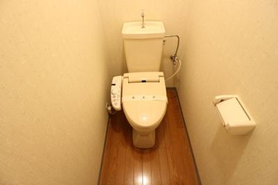 【トイレ】寿賀マンション㈱Roots