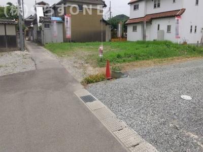 【外観】姫路市阿保/売土地