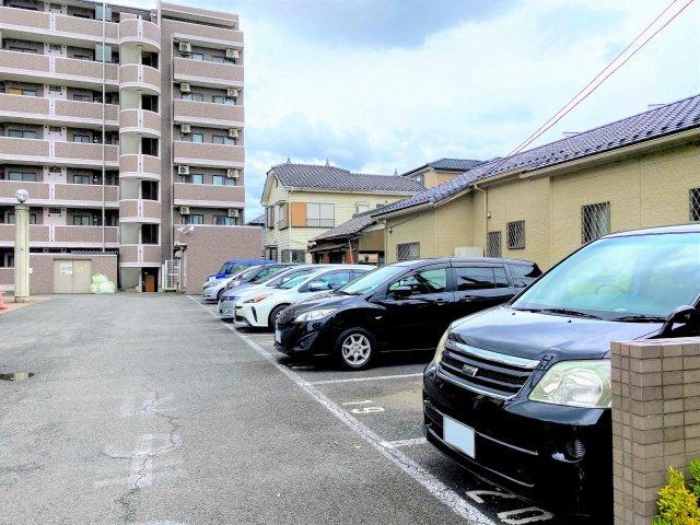 【駐車場】アステール上福岡