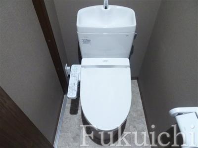 【トイレ】LIBR GRANT都立大学(リバーグラント都立大)