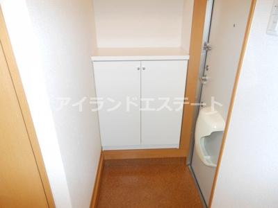 【玄関】Sanja Pony リフォーム済み ウォシュレット シャワールーム