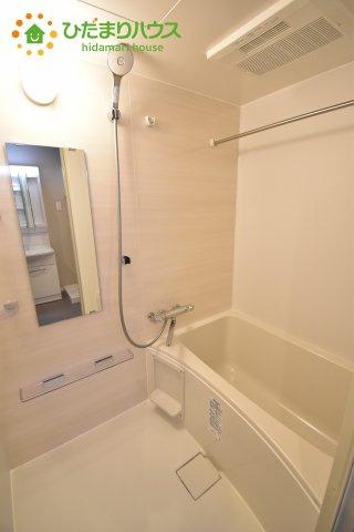 【浴室】ニュー吹上サンハイツB棟