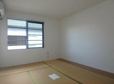【寝室】シティーメゾンふるき3