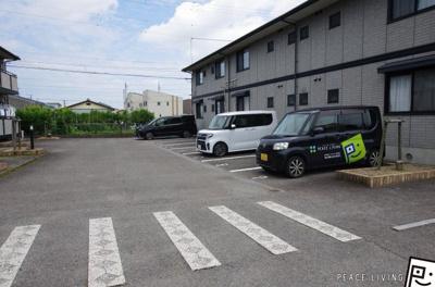 【駐車場】ヴェールメゾン A棟
