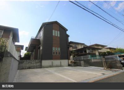 【外観】三木市志染町西自由が丘 新築