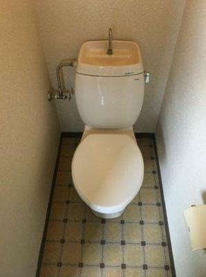 【トイレ】ストークハウス東百合丘
