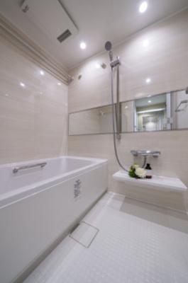 【浴室】セザール氷川台